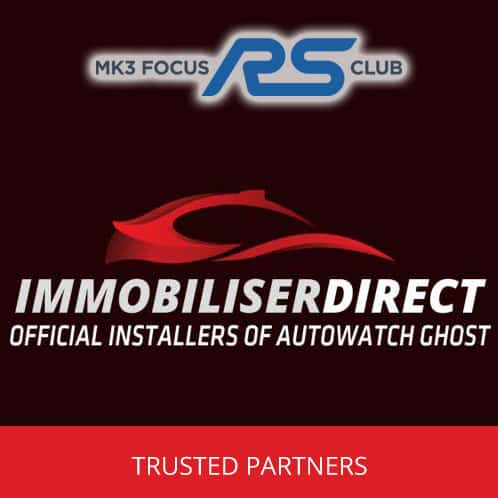 AutowatchFord Focus RS -Ghost- Immobiliser-Installers